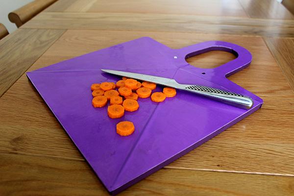 烹饪达人必备两款砧板设计,让设计师的创意让你省心省力