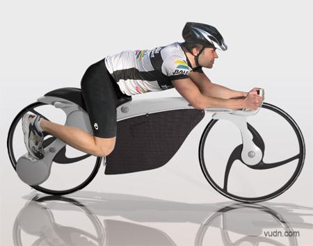 非一般的自行车设计灵感,两款概念折叠自行车创意设计