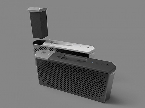 模块化便携音箱