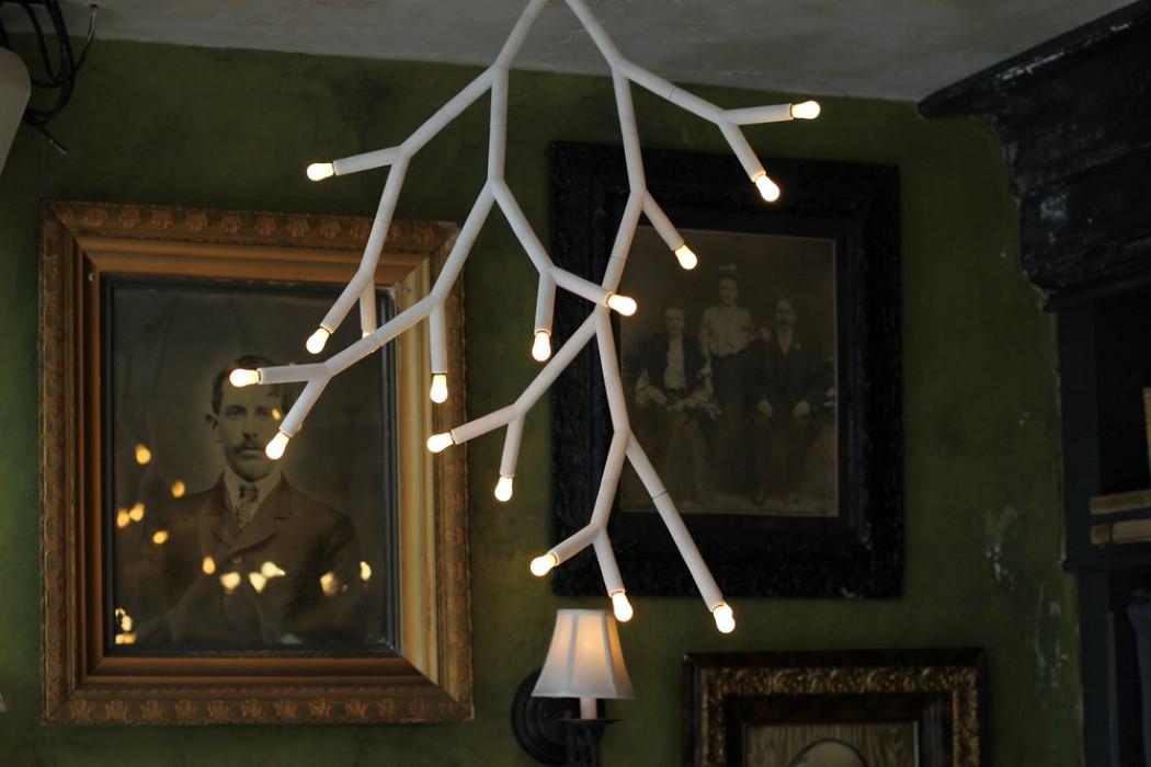 模块化树枝灯