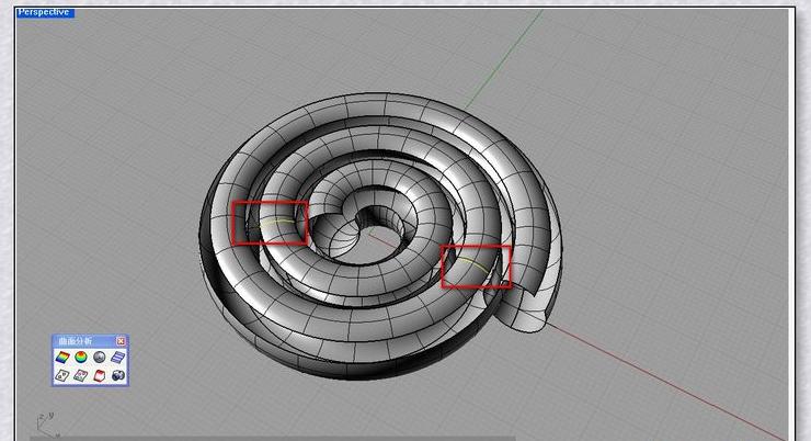 犀牛蜗牛建模