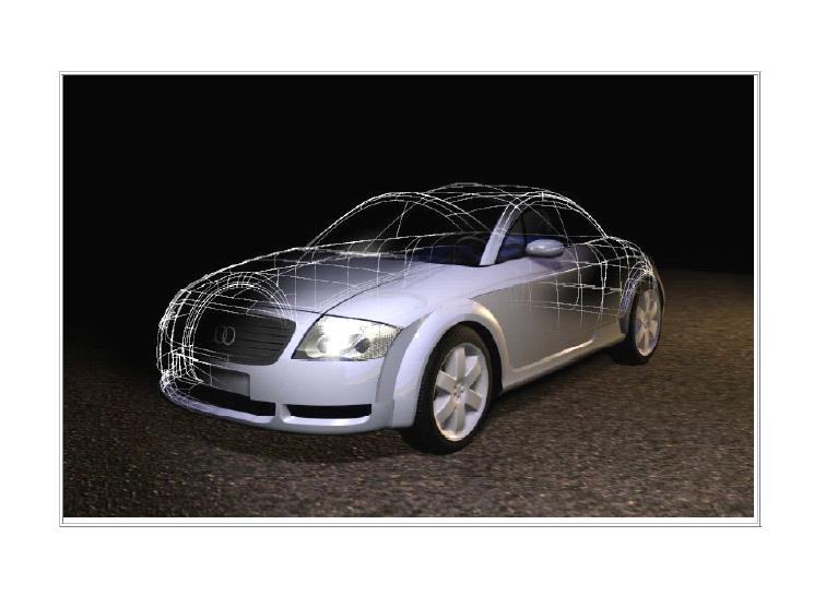 如何用Rhino做辆奥迪车,奥迪汽车建模图文教程全解