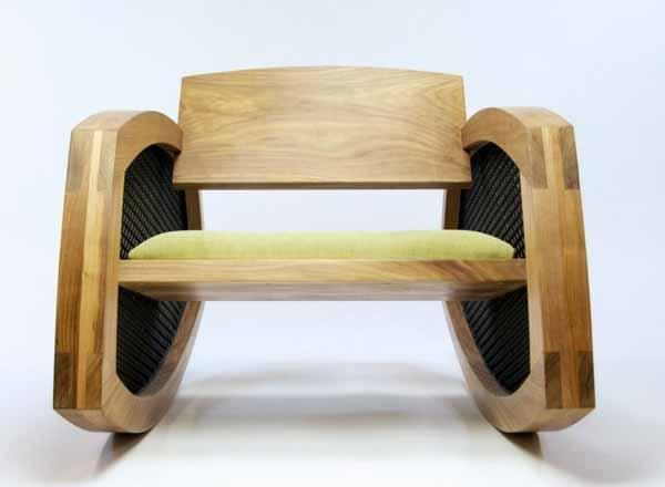 创意摇摇椅设计,好玩有趣的休闲舒适座椅设计