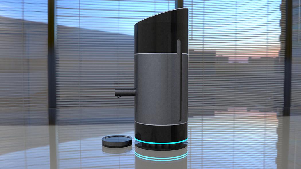 智能咖啡机设计,智能化操作让你喝上美美的咖啡