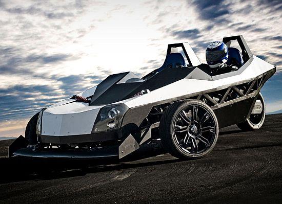 概念电动跑车设计,环保与激情碰撞的创意结晶