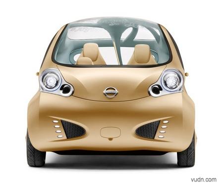 天马星空的太阳能概念车设计,绿色出行还是太阳能应用设计靠谱