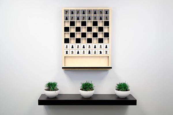 国际象棋创意设计,好玩又新奇的娱乐工具设计