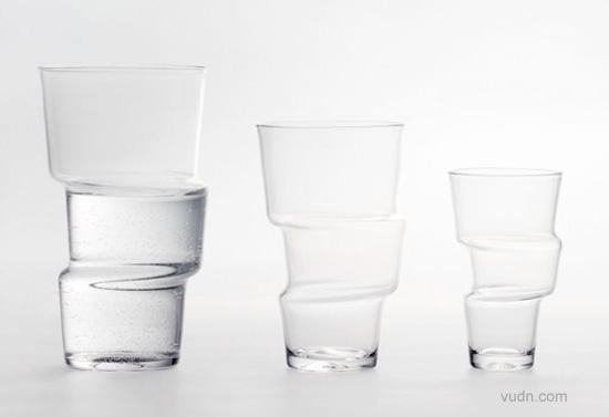 八大玻璃杯创意设计,玻璃杯设计作品集欣赏