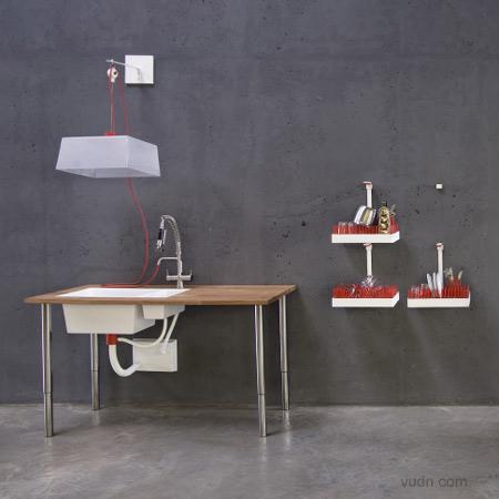 洗碗机创意设计,盘点家居生活碗具清洁好帮手