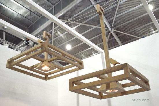 创意照明新风尚设计,令人倍受宠爱的环保木质吊灯