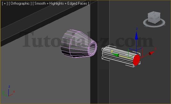 3ds Max扬声器实例建模教程