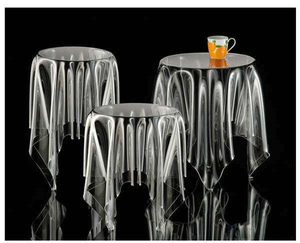 十大创意茶几设计,家居使用功能和外观俱佳的好设计