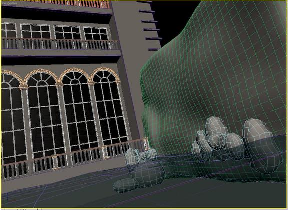 室内设计师必看3ds max瀑布实例建模与渲染图文教程