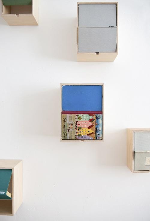 家居收纳神器设计欣赏之创意储物盒设计作品案例解析