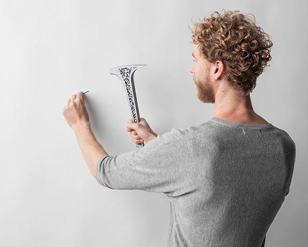 创意锤子设计作品欣赏,新奇的实用工具设计方案