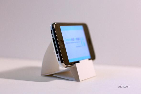 完美搭档,创意手机支架设计让你手机放置方便自如