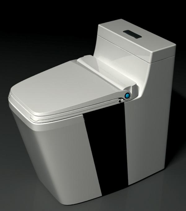 七大马桶创意设计,新奇实用家居马桶