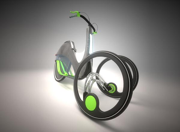 残疾人专用产品设计创意欣赏,贴心设计汇集
