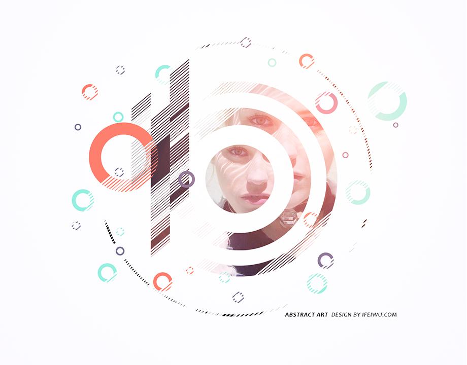PS高手教程,教你如何用PS制作抽象艺术视觉效果