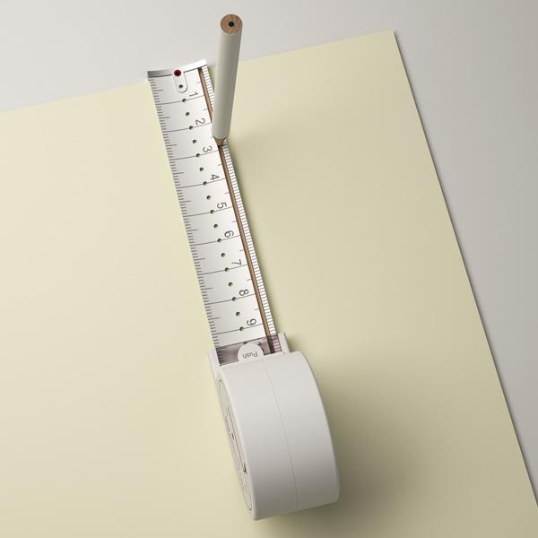 创意卷尺设计作品集,花样测量工具给你更多惊喜