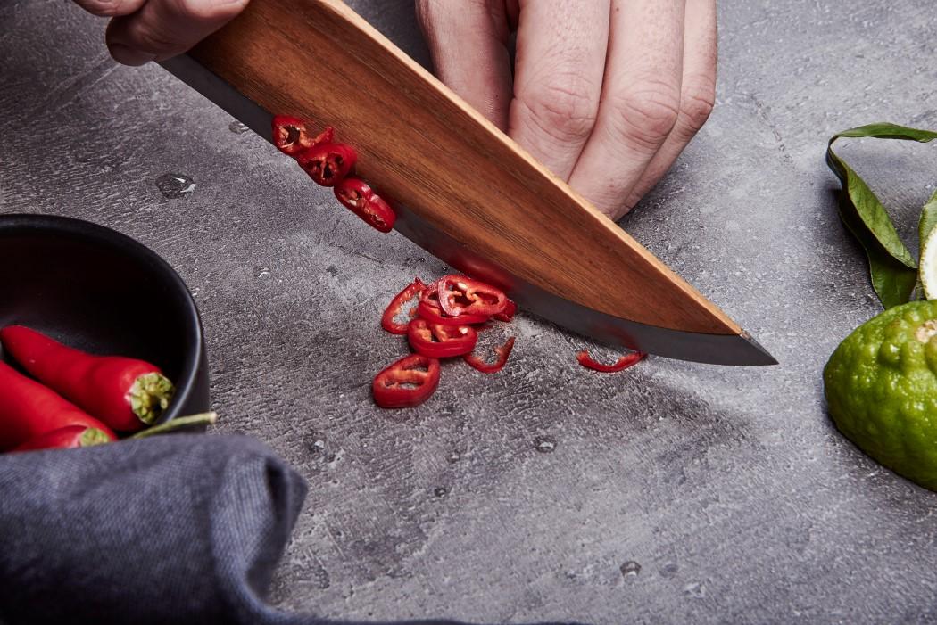 创意菜刀设计,新奇更加实用的厨具