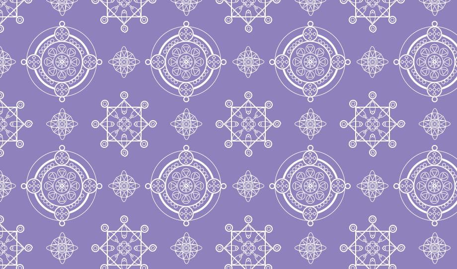 ps复古风格技巧,教你制作复古几何无缝纹案效果
