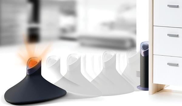 创意概念吸尘器设计,新奇家居清洁电器设计